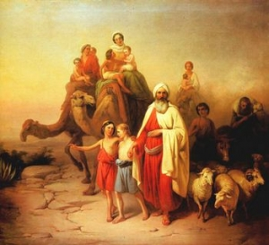 The Hebrews - Abraham Moving Out