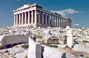 The Peloponnesian War - The Parthenon